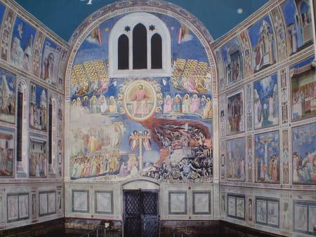 La chapelle des Scrovegni