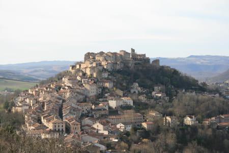 La ville haute de Cordes-sur-Ciel