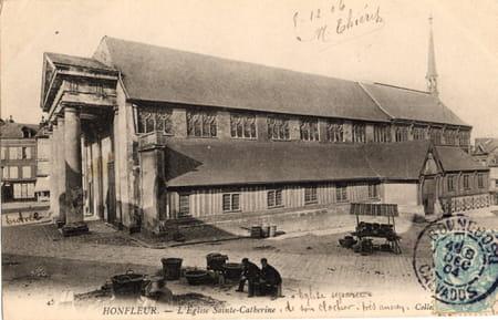 Eglise Sainte-Catherine d'Honfleur