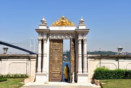 Le palais de Beylerbey