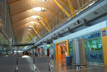 Aéroport de Madrid-Barajas