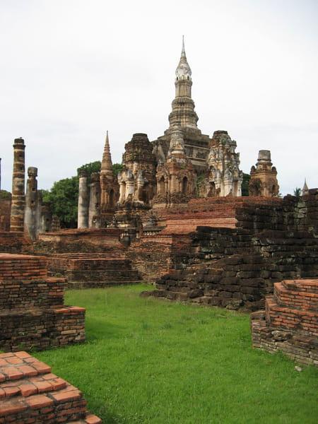 La cité royale de Sukhothai