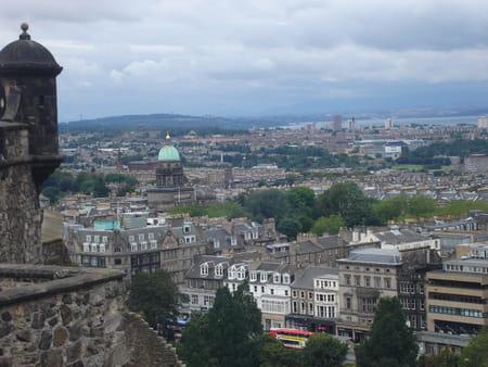 Vieille Ville et la Nouvelle Ville d'Edimbourg