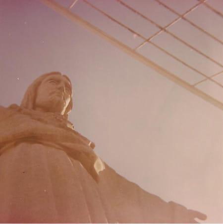 La statue géante du Christ-Roi