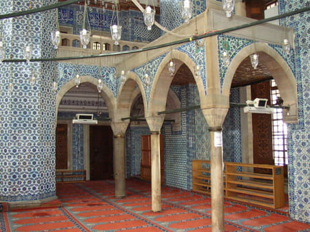 La mosquée de Rüstem Pacha