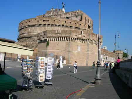 Château Saint-Ange de Rome