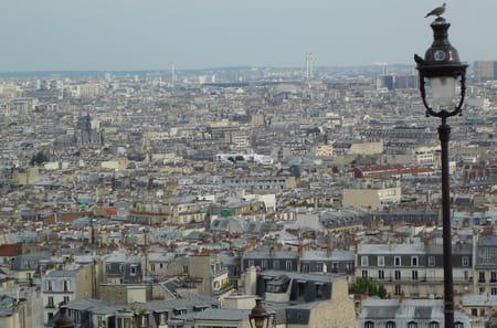 Le Marais, Montmartre, St Germain des Prés