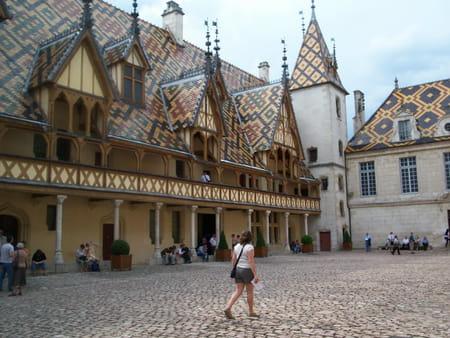 Grands monuments historiques de l'Est de la France