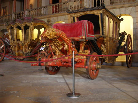 Musée des Carrosses de Lisbonne