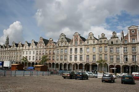 Centre ville d'Arras