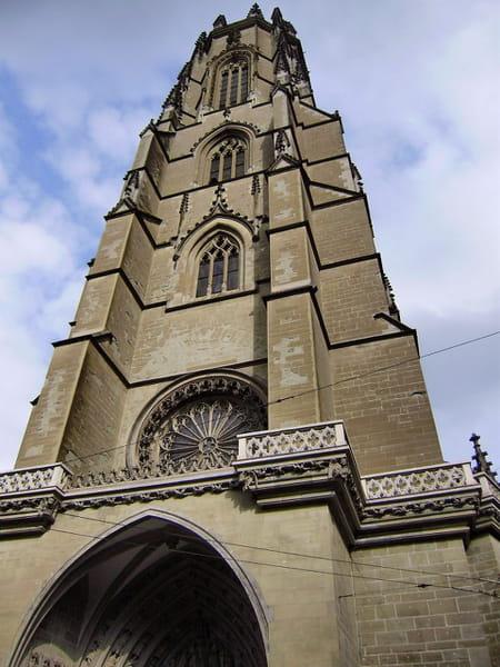 La cathédrale de Fribourg