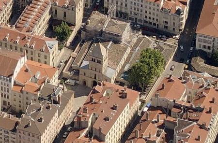 Abbaye Saint-Martin-d'Ainay de Lyon