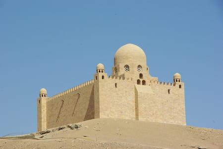Mausolée Aga Khan d'Assouan