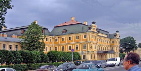 Le palais Menchikov