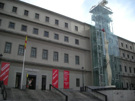 Centre d'Art Reina Sofía de Madrid