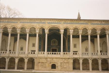 Le musée de la Céramique d'Istanbul