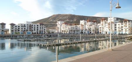 Ville Moderne d'Agadir