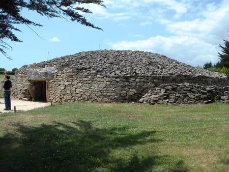 Le site des Mégalithes