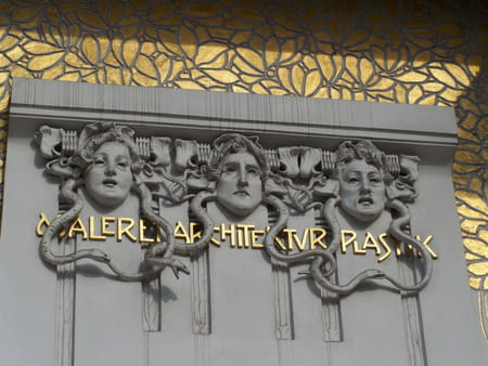 Pavillon de la Sécession de Vienne