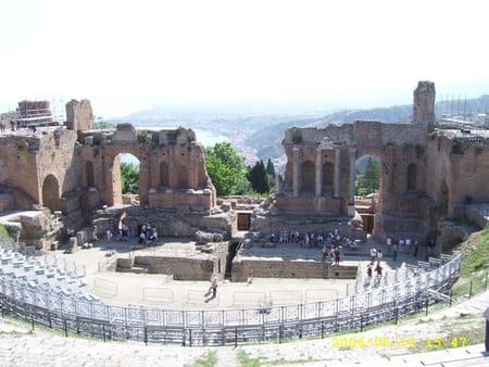 Le théâtre greco-romain