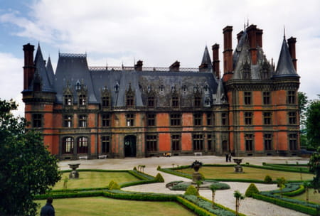 Domaine et château de Trévarez