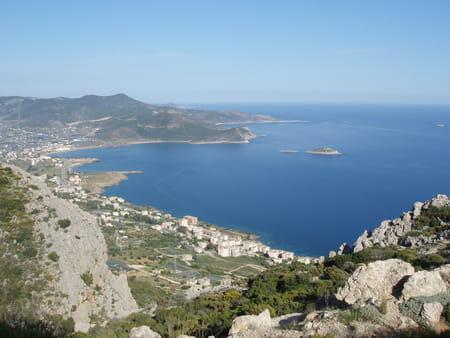 Turquie : la côte méditerranéenne