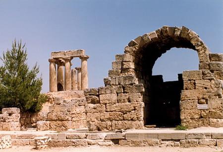 La cité de Corinthe