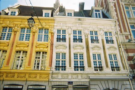 Centre historique de Lille