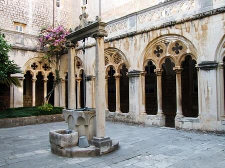 Couvent des Dominicains de Dubrovnik