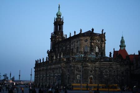Église catholique de la Cour de Dresde
