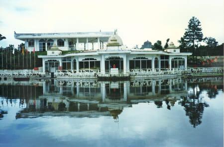 Le temple hinhou de Triolet
