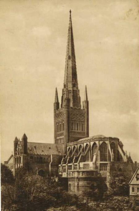 La cathédrale de Norwich