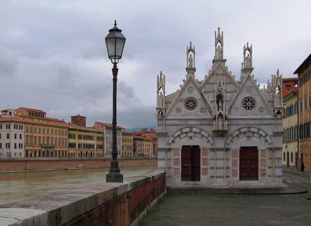 L'église Sainte-Marie de l'Epine