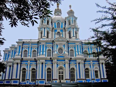 La cathédrale de la Résurrection