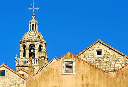 Cathédrale Saint-Marc de Korcula