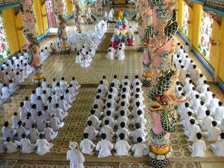 Temple de Tây Ninh