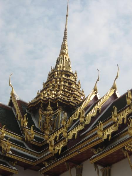 Le quartier royal de Bangkok