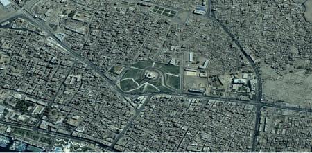 Cimetière fatimide d'Assouan