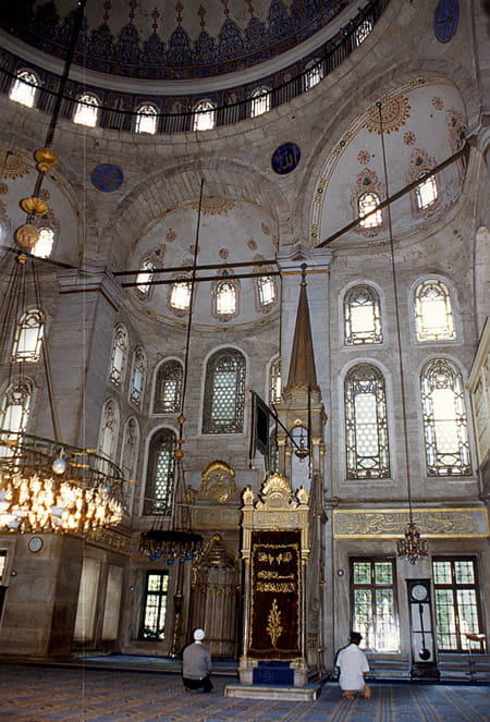Le complexe du sultan Eyüp