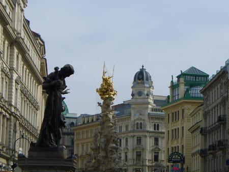 La Graben de Vienne