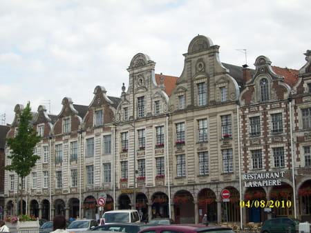 Places d'Arras