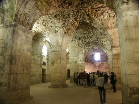 Palais de Dioclétien à Split