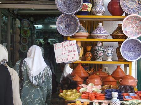 Le marché de Nabeul