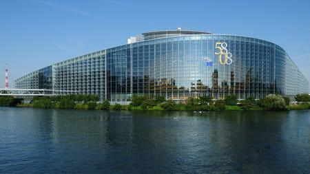 Circuit des Institutions Européennes à Strasbourg