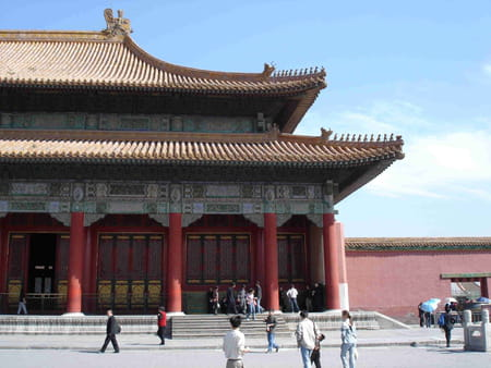 Cité Interdite de Pékin