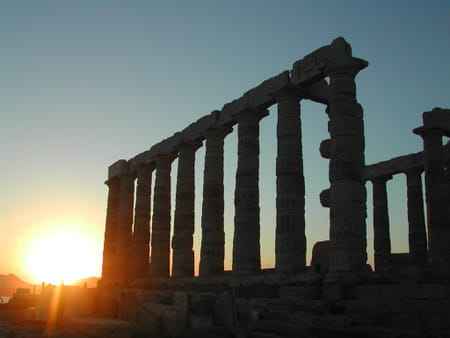 Le cap Sounion