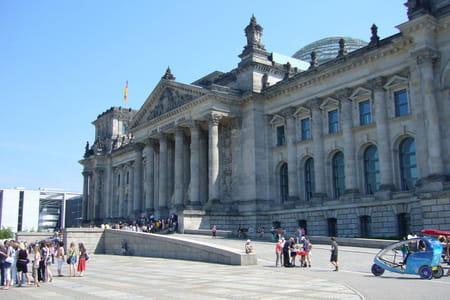 Reichstag de Berlin