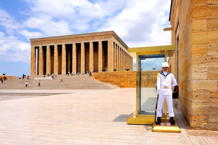 Mausolée d'Atatürk à Ankara