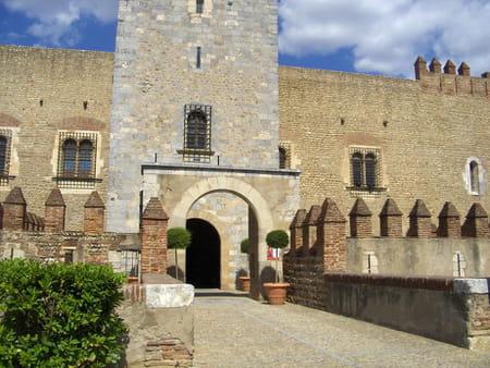 Palais des rois de Majorque de Perpignan