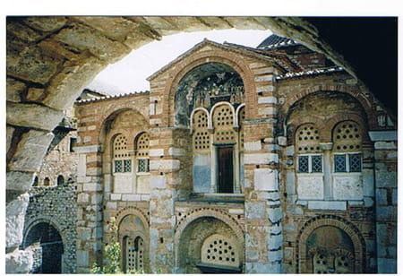 Le monastère d'Osios Louka